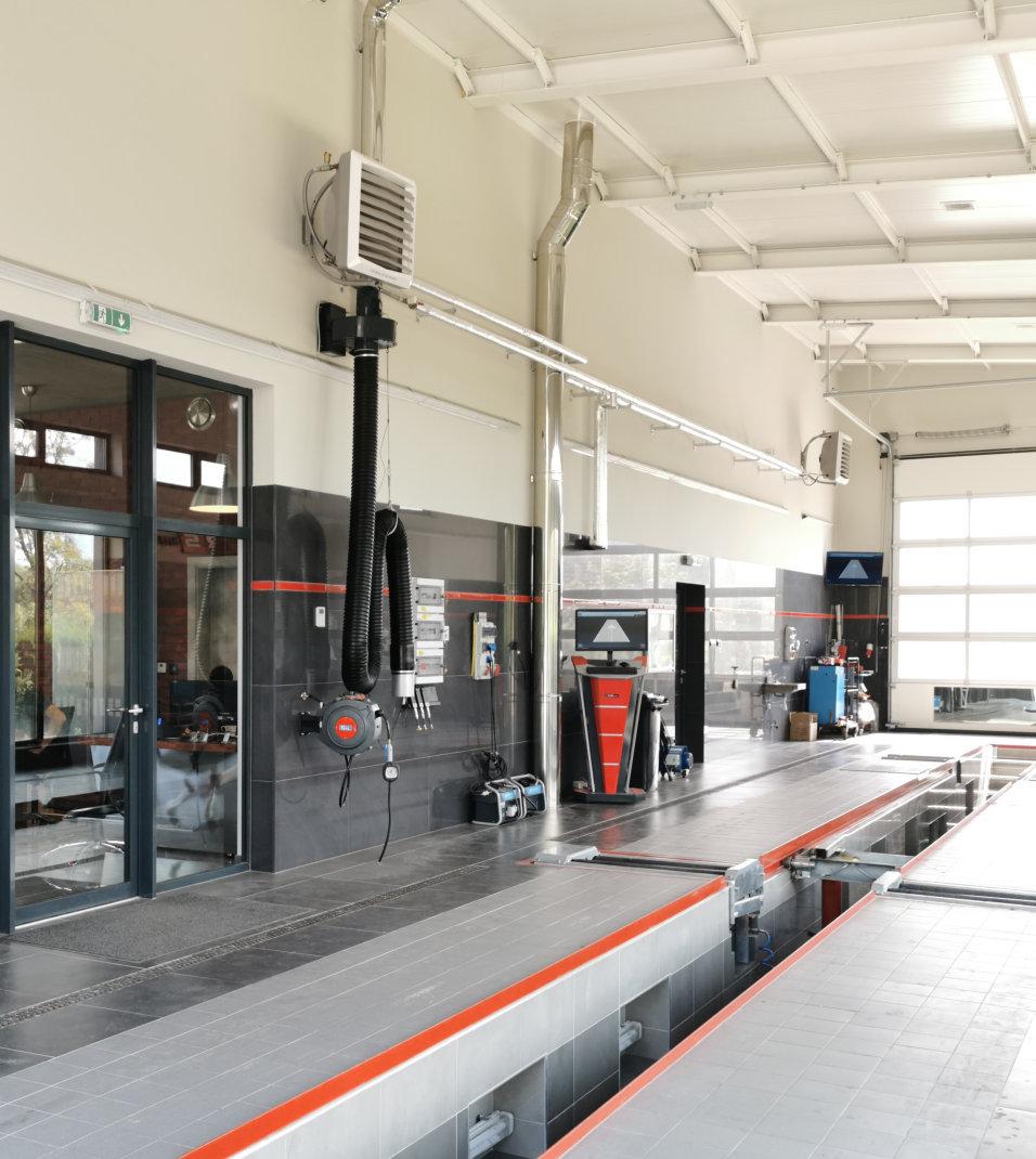 Okregowa Stacja Kontroli Pojazdow- Jan Wagner Service, Giżycko