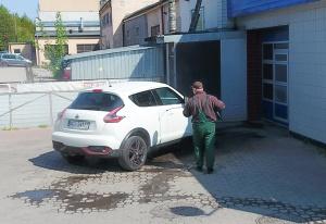 Tunelowa myjnia samochodowa Giżycko,Wagner Service, auto serwis Giżycko