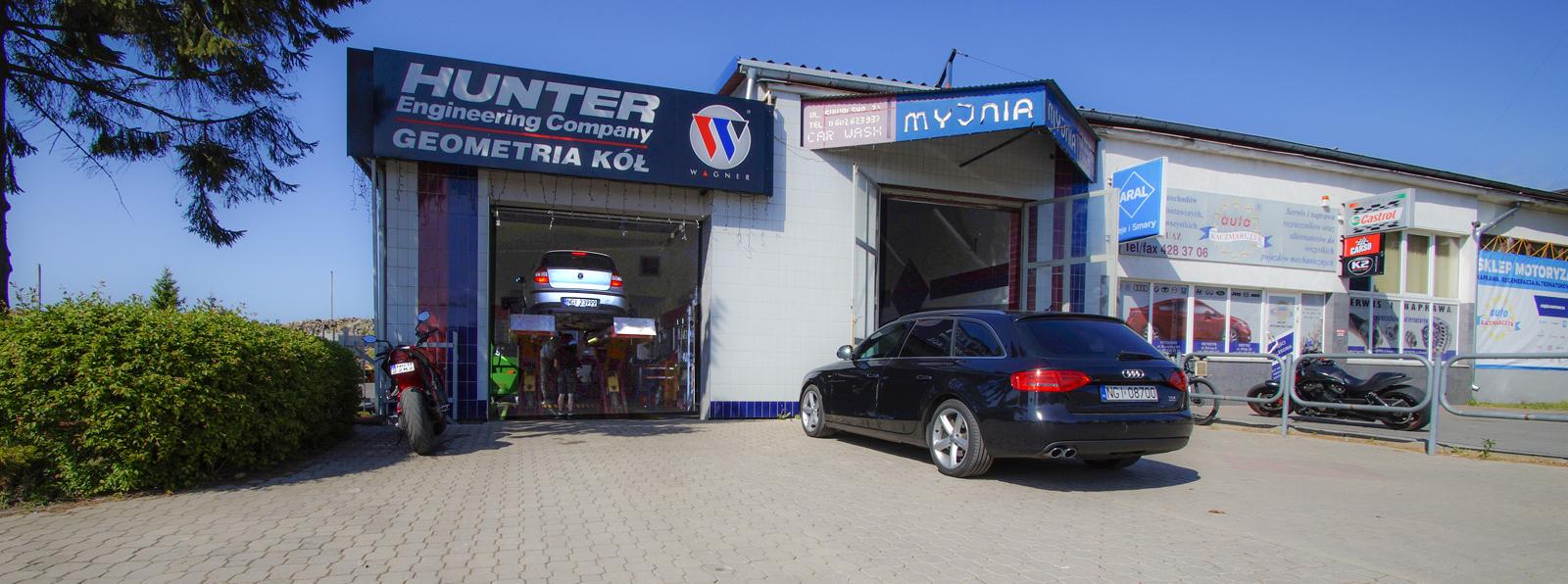 Wagner Service, Auto Serwis Giżycko